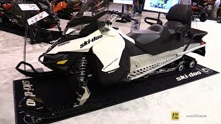8. 2016 Ski Doo Expedition Sport 900 Sled - Walkaround - 2015 Toronto Snowmobile & ATV Show