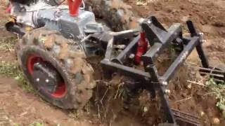 Мотор Сич с двигателем WIEMA и картофелекопалка Волочиского завода