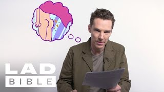Video Marvel Studios' Avengers: Infinity War Benedict Cumberbatch Reading Dr. Strange Fan Fiction MP3, 3GP, MP4, WEBM, AVI, FLV Juli 2018