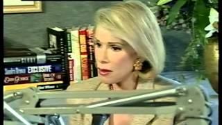 Liz Sterling & Joan Rivers raw footage 1997