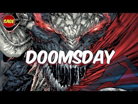 Who is DC Comics Doomsday? KO'd Darkseid & Flat-lined Superman