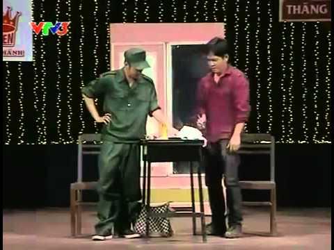 Thư giãn cuối tuần 13.11.2010 Tiểu phẩm hài part 2