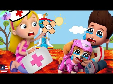 PAW Patrol On a Roll: MIGHTY PUPS Save Adventure Bay! - Paw Patrol Full Episodes! #39 - Nick Jr HD
