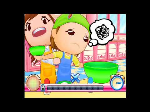 Cooking Mama World Kitchen Wii Gameplay