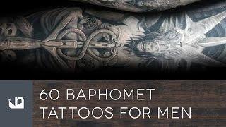 Video 60 Baphomet Tattoos For Men MP3, 3GP, MP4, WEBM, AVI, FLV Juni 2018
