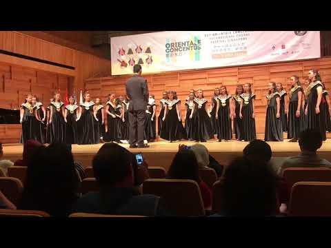 Gita Assisi Choir - Nigra Sum (Arr. Pablo Casal)