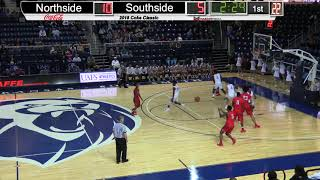 Coke Classic Gm 11 - Northside vs. Southside 12/29/18