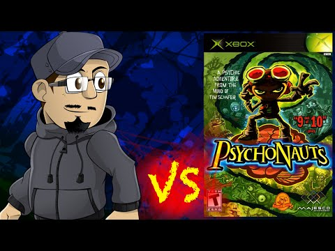 Johnny vs. Psychonauts