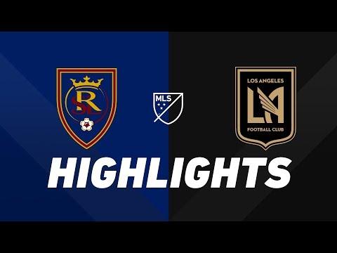 Video: Real Salt Lake vs. LAFC | HIGHLIGHTS - August 17, 2019