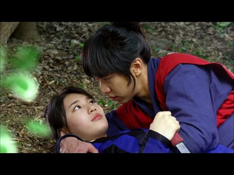 【TVPP】Lee Seung Gi - Very Close with Suzy, 이승기 - 수지(여울) 끌어안고 밀착스킨십 @ Gu Family Book