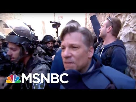 This Is Being In The Thick Of It. | Richard Engel | MSNBC
