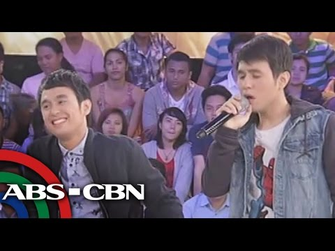 Fourth - Twins Fourth and Fifth showcase their hidden talents on GGV. Subscribe to the ABS-CBN News channel! http://bit.ly/TheABSCBNNews Watch the full episodes of Ga...