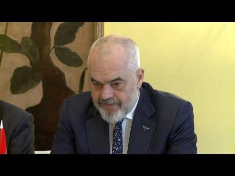 Президент Республики Молдова провел встречу с Премьер-министром Республики Албания