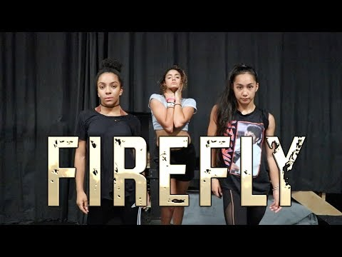 Firefly - Mura Masa feat Nao | Brian Friedman & Tessandra Chavez Choreography | Elevat… видео
