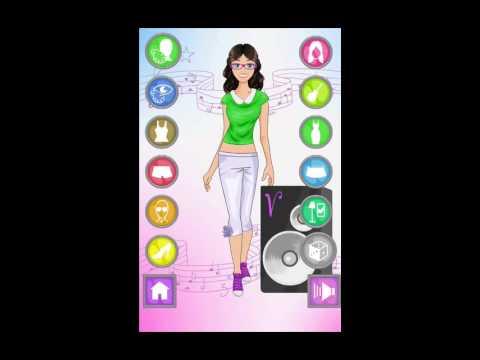 Video of Violetta Games