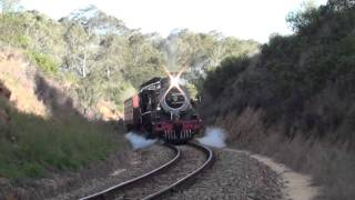 Klein-Brakrivier South Africa  city photo : South Africa Railways Outeniqua Choo-Tjoe - Little Brak River to George