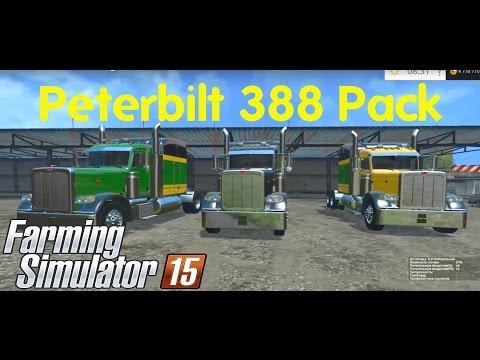 Peterbilt 388 Pack v1.0