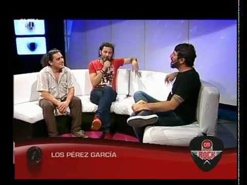 Los Perez Garcia video Entrevista - CM Rock 2015