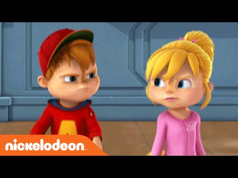 ALVINNN!!! And The Chipmunks | 'Let It Ring' 👑 Official Karaoke Video | Nick
