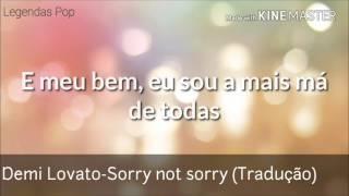 Oi pessoal,aqui estou eu com a minha primeira tradução,Sorry not Sorry. Dê like,se inscreva-se e compartilhe..