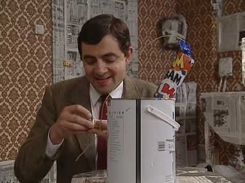 Bean Surprise   Funny Clips   Mr Bean Official - Thời lượng: 10 phút.