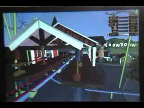 ultimate ride disney coaster pc