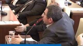 Zeytinburnu Belediye Meclisi 6 Dönem son toplantısı 2014