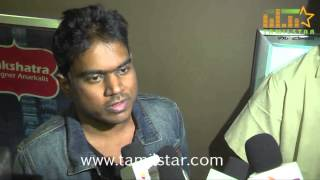 Yuvan Shankar Raja at Vai Raja Vai Audio Launch