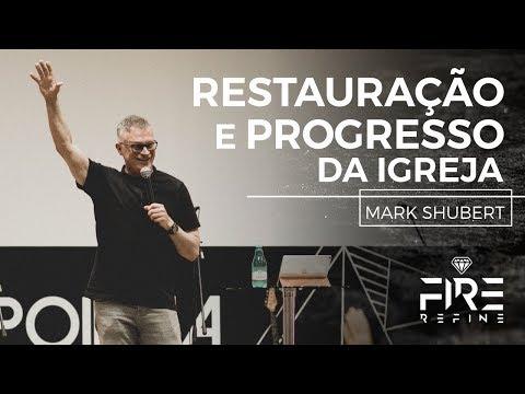 18/11/2017 - Fire Refine - Restauração e progresso da igreja - Mark Shubert