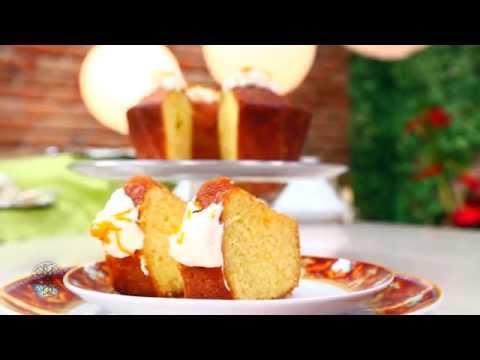 Choumicha: Cake à l'orange