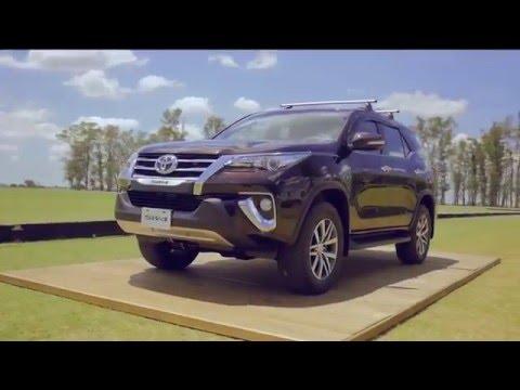 Nueva Toyota SW4,  Sofisticación sin límites.