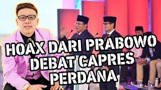 Video HOAX PRABOWO DI DEBAT PERDANA CAPRES , MALAYSIA VS JAWA TENGAH MP3, 3GP, MP4, WEBM, AVI, FLV Januari 2019