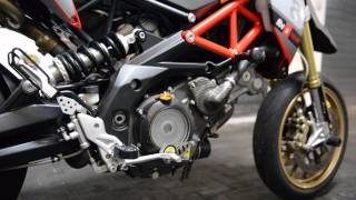 3. Aprilia Dorsoduro 750 Factory replica RSV4 RR 2015- Review, Sound, Akrapovic