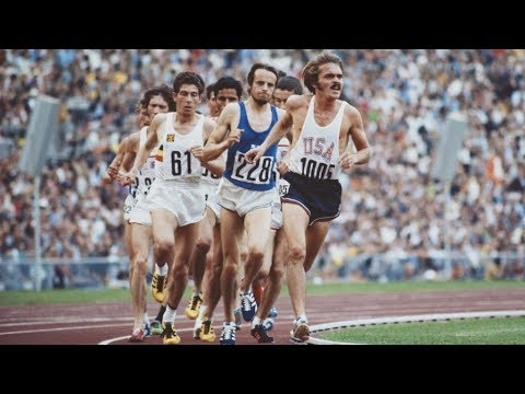 Steve Prefontaine's Gutsy 5000m at the 1972 Olympics (Final 1500m)