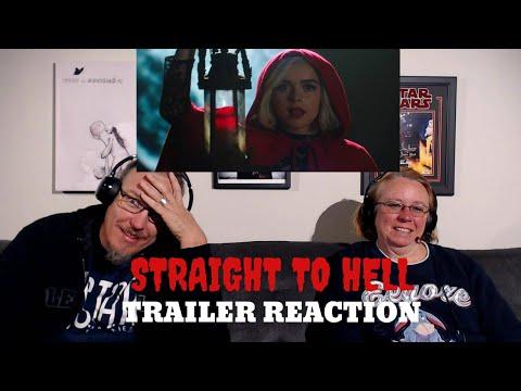 STRAIGHT TO HELL - SABRINA SEASON 3 MUSIC VIDEO TRAILER
