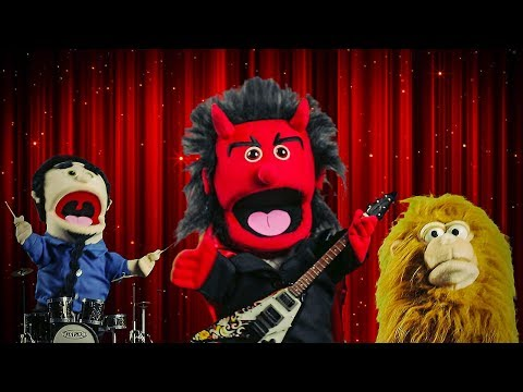 The Muppet Show Theme as a Heavy Metal Song