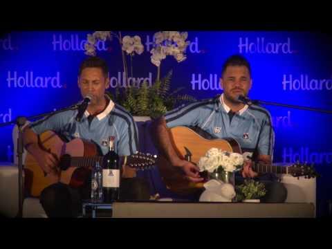 Stefan & Hugo Ludik WHS Song