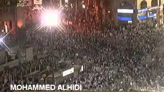 أذان فاروق حضراوي - الحرم المكي 27-11-1433 ( محمد الحدي )