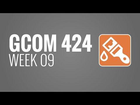 GCOM 424 - Week 09