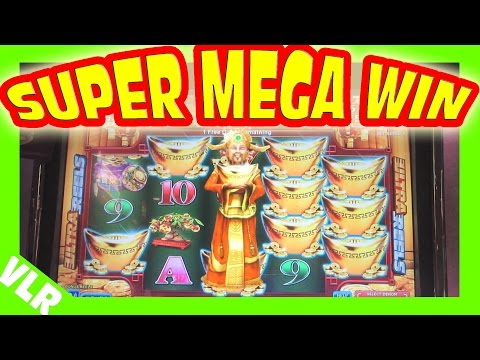 SUPER MEGA BIG WIN – MORE GOLD MORE SILVER – MAX BET Slot Machine Bonus