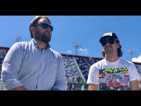Old Soul: Darlington and Blaney a perfect fit
