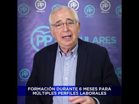 El Gobierno del PP de Melilla sigue trabajando para asegurar el futuro de nuestros jóvenes.