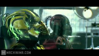 Video Mortal Kombat: Legacy: Cyrax and Sektor Skrillex Reptile Theme MP3, 3GP, MP4, WEBM, AVI, FLV Agustus 2018