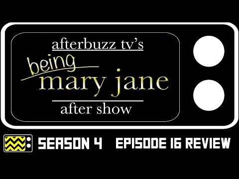Being Mary Jane Season 4 Episode 16 Review w/ Raney Branch | AfterBuzz TV