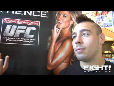 Dan Hardy talks GSP vs Koscheck Chearing for GSP