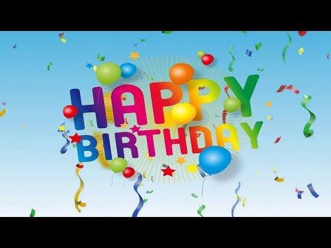 Funny birthday wishes - 2 December 2018 Happy Birthday Song  birthday status  birthday wishes  Birthday Whasapp Status