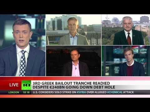 Debt Drama: Was whole Greek bailout deal a failure?