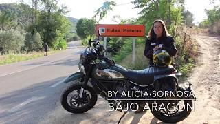 BAJO ARAGON EN MOTO