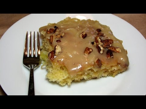 Pineapple Sheet Cake – Lynn's Recipes
