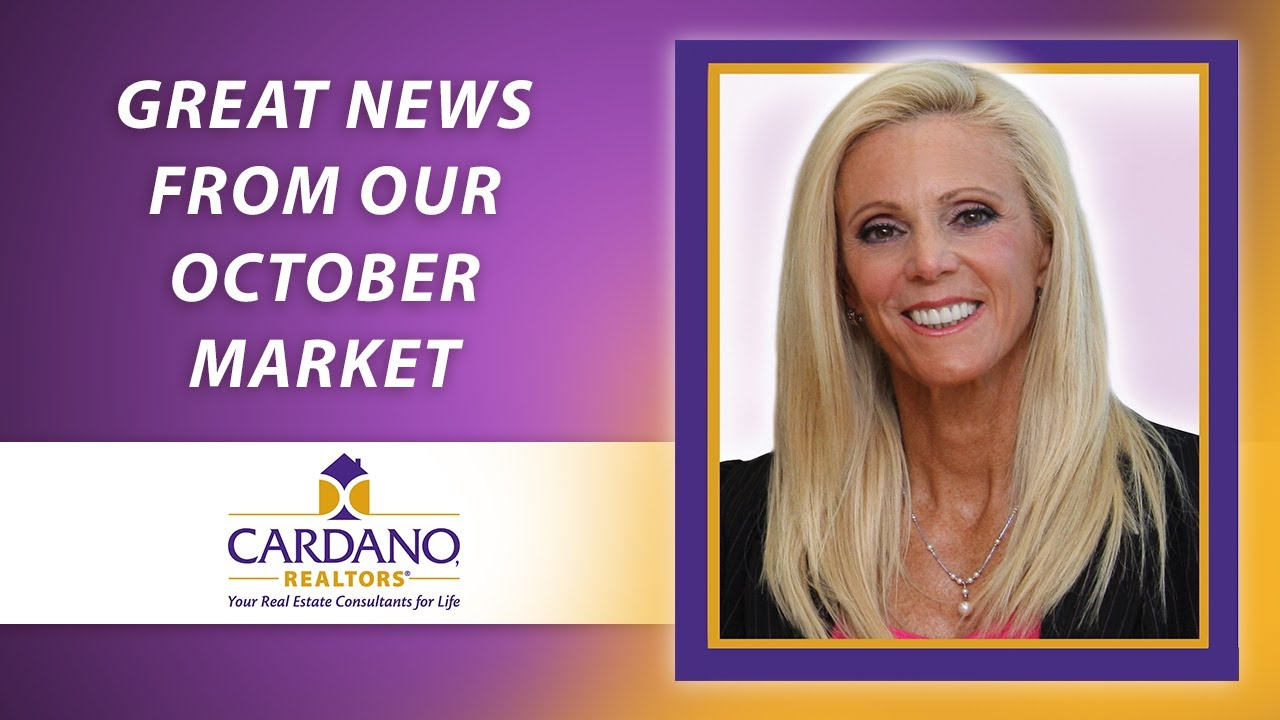 Your October 2019 Real Estate Market Update